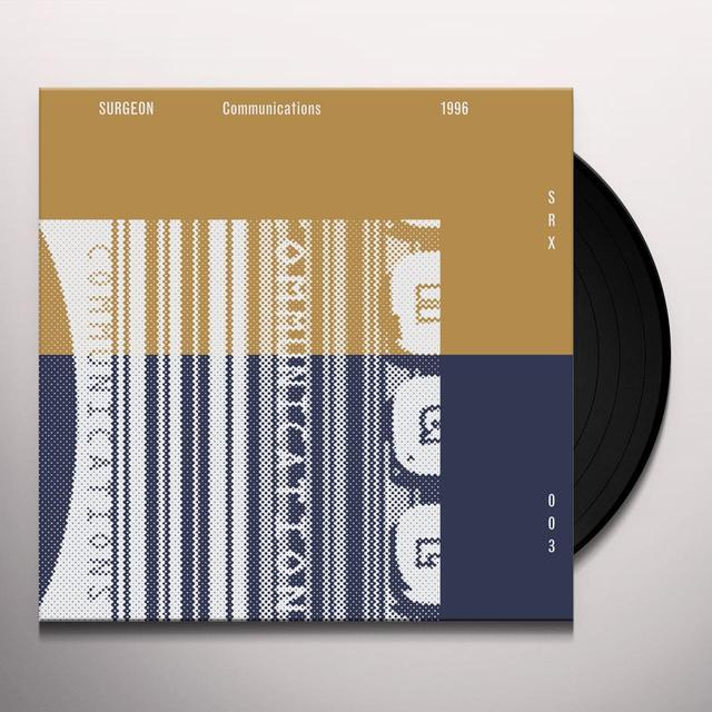 SURGEON COMMUNICATIONS (2014 REMASTER) Vinyl Record