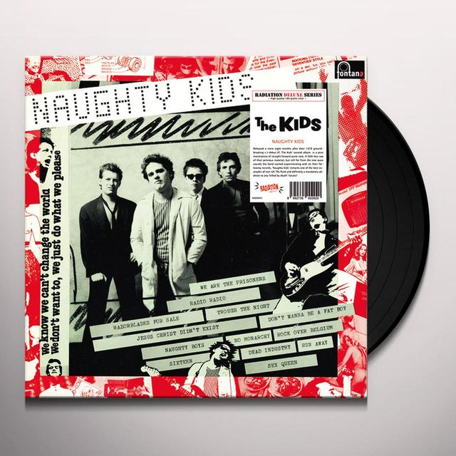 NAUGHTY KIDS Vinyl Record