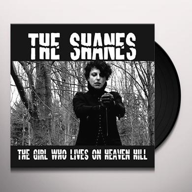 SHANES GIRL WHO LIVES ON HEAVEN HILL Vinyl Record