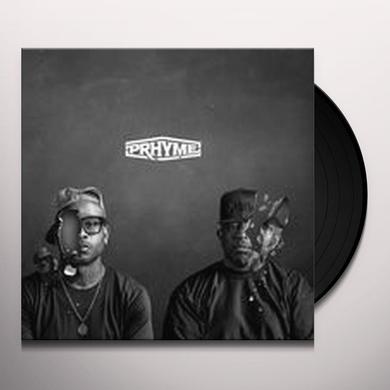 PRHYME INSTRUMENTALS Vinyl Record