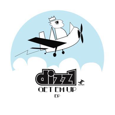 Dizz1 GET EM UP Vinyl Record
