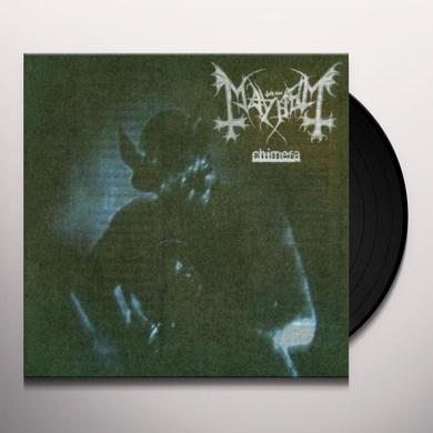 Mayhem CHIMERA Vinyl Record