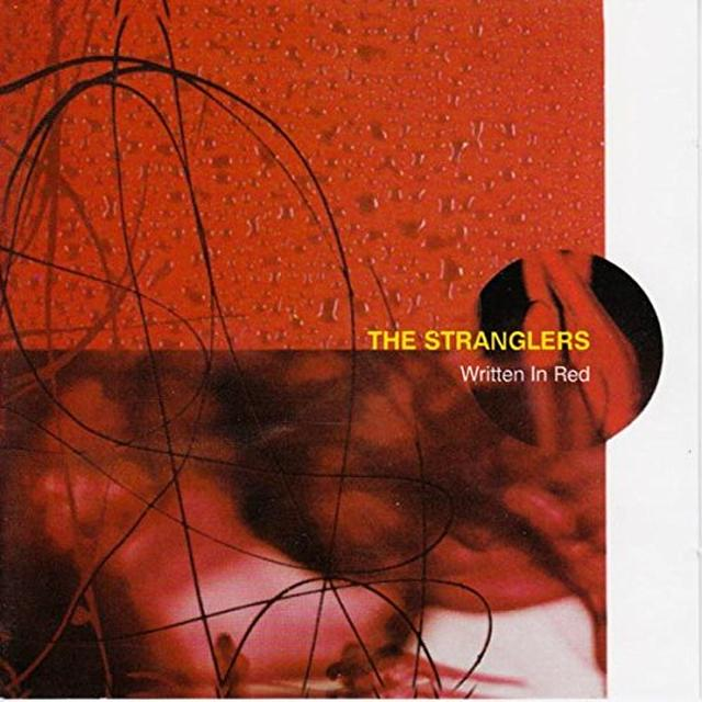The Stranglers WRITTEN IN RED Vinyl Record