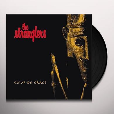 The Stranglers COUP DE GRACE Vinyl Record