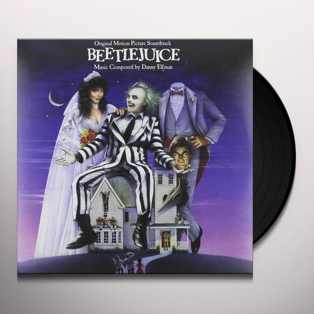 BEETLEJUICE / O.S.T. Vinyl Record