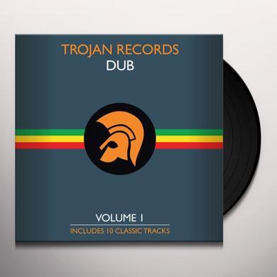 BEST OF TROJAN DUB 1 / VARIOUS Vinyl Record