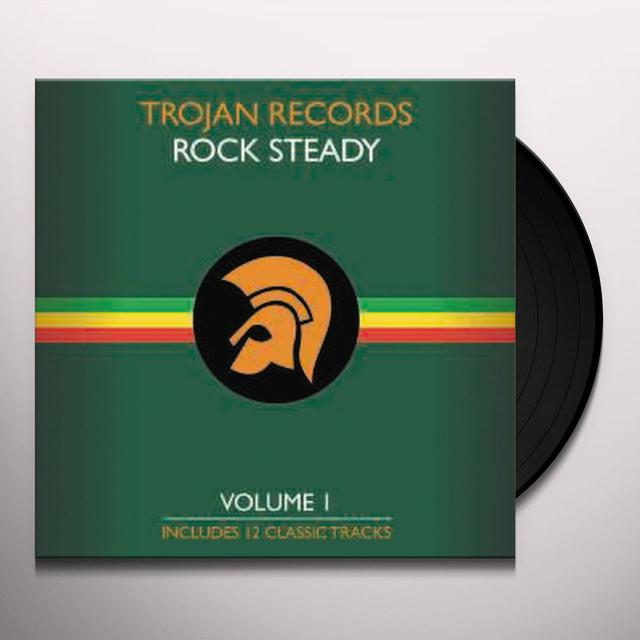BEST OF TROJAN ROCK STEADY 1 / VARIOUS Vinyl Record