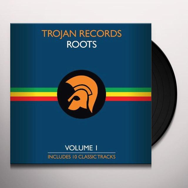 BEST OF TROJAN ROOTS 1 / VARIOUS Vinyl Record
