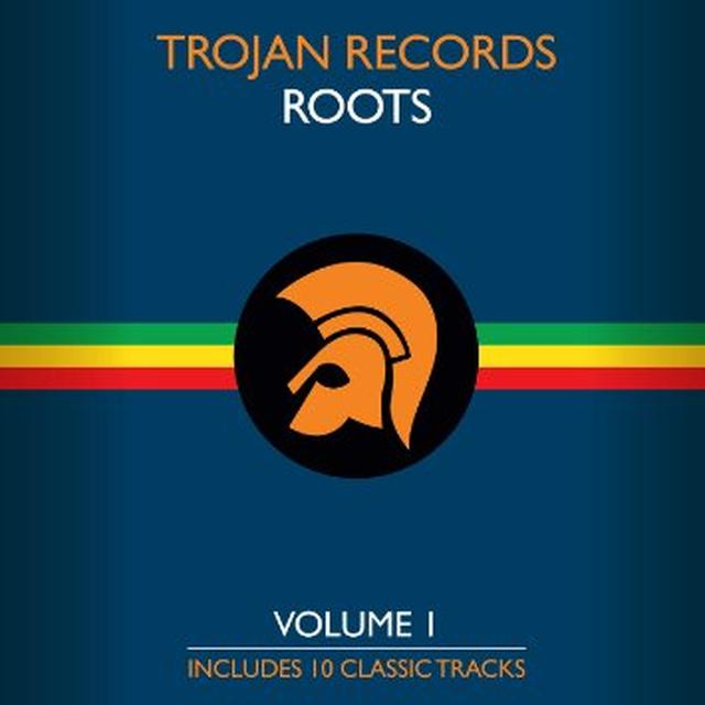 BEST OF TROJAN ROOTS 1 / VARIOUS Vinyl Record
