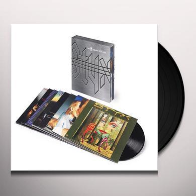 Styx A&M ALBUMS 1975-1984 (BOX) Vinyl Record