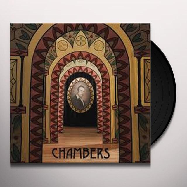Chilly Gonzales CHAMBERS Vinyl Record