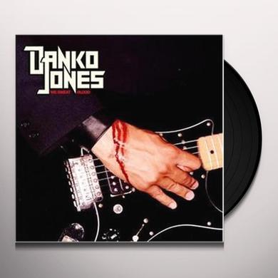 Danko Jones WE SWEAT BLOOD Vinyl Record