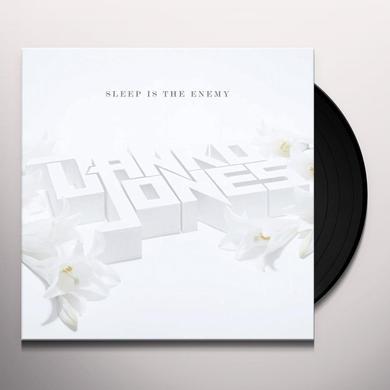 Danko Jones SLEEP IS THE ENEMY Vinyl Record