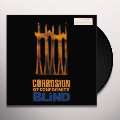 Corrosion Of Conformity BLIND (BLACK LPS) Vinyl Record