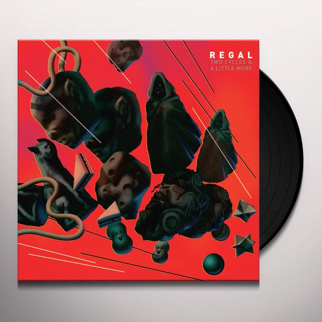 Regal TWO CYCLES & A LITTLE MORE Vinyl Record
