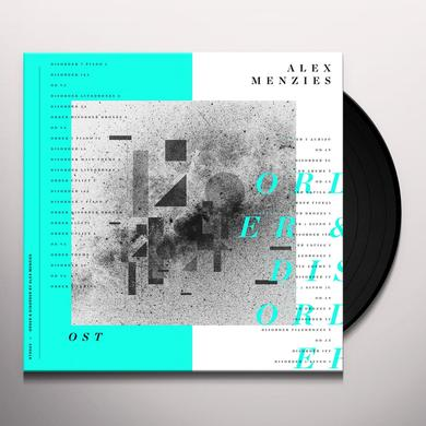 Alex Menzies ORDER & DISORDER Vinyl Record