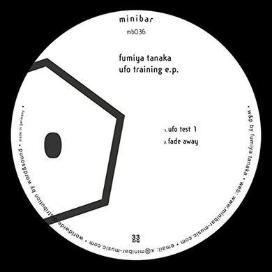 Fumiya Tanaka UFO TRAINING E.P. Vinyl Record