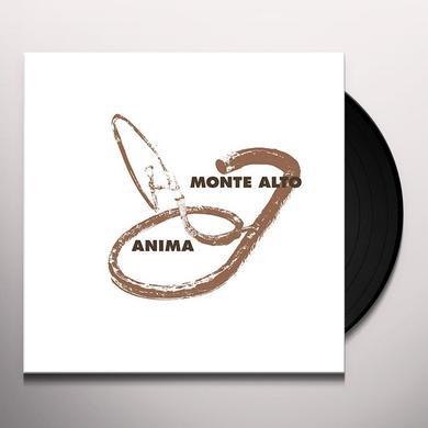 Anima MONTE ALTO Vinyl Record