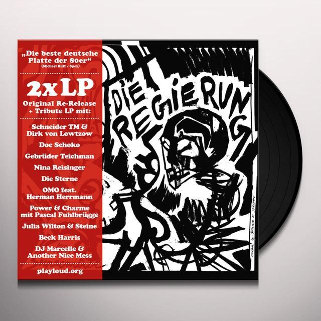 DIE REGIERUNG SUPERMULL Vinyl Record