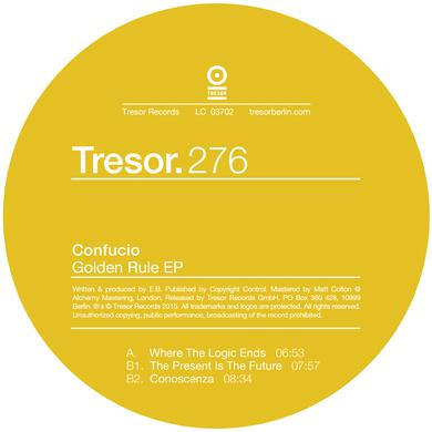 CONFUCIO GOLDEN RULE Vinyl Record