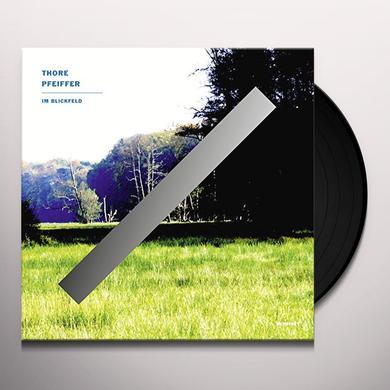 Thore Pfeiffer IM BLICKFELD Vinyl Record - w/CD