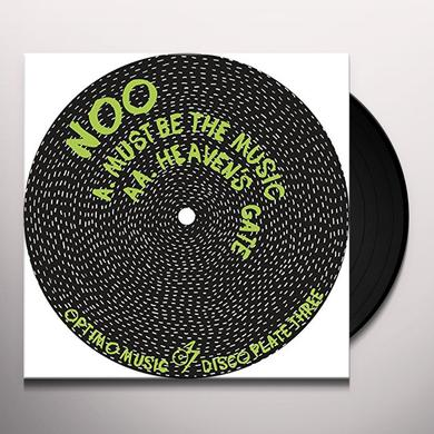 Noo OPTIMO MUSIC DISCO PLATE THREE Vinyl Record