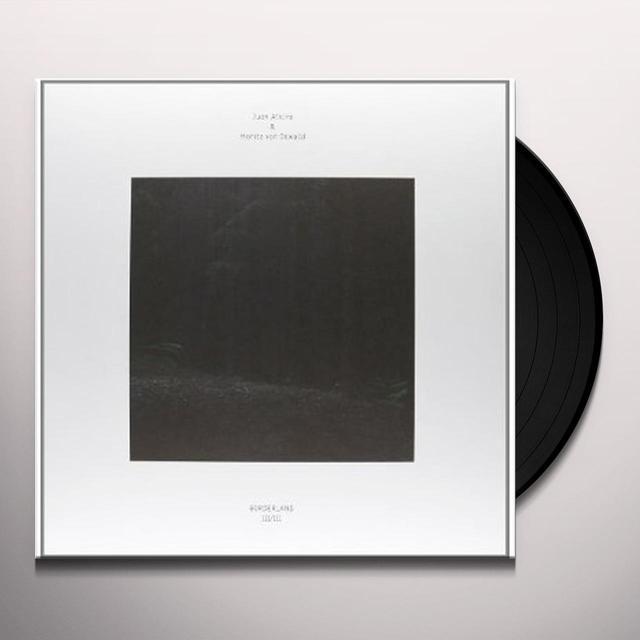 Juan Atkins & Moritz Von Oswald BORDERLAND 3/3 Vinyl Record