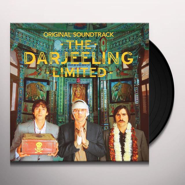 DARJEELING LIMITED / O.S.T. (OGV) DARJEELING LIMITED / O.S.T. Vinyl Record - 180 Gram Pressing
