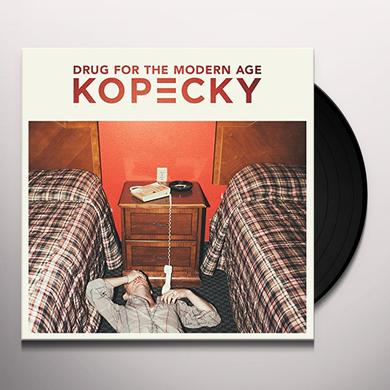KOPECKY DRUG FOR THE MODERN AGE Vinyl Record
