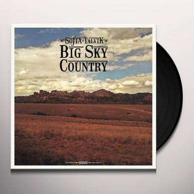 Sofia Talvik BIG SKY COUNTRY Vinyl Record