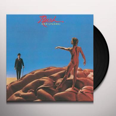 Rush HEMISPHERES Vinyl Record