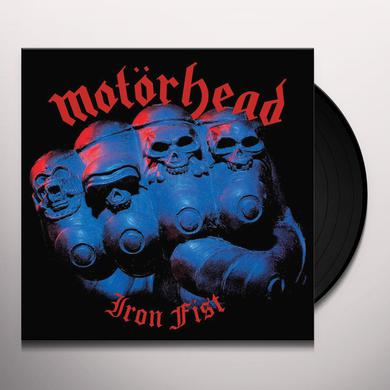 Motorhead IRON FIST Vinyl Record