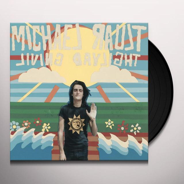 Michael Rault LIVING DAYLIGHT Vinyl Record