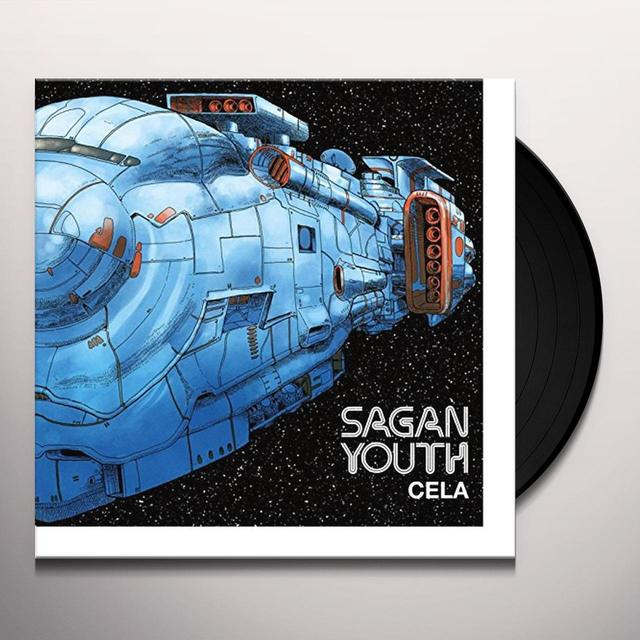 SAGAN YOUTH CELA Vinyl Record - Gatefold Sleeve, Digital Download Included