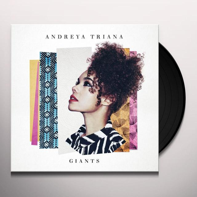 Andreya Triana GIANTS Vinyl Record - Digital Download Included
