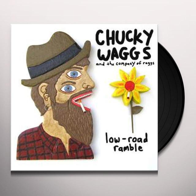 Chuky Waggs / Company Of Raggs LOW ROAD RAMBLE Vinyl Record