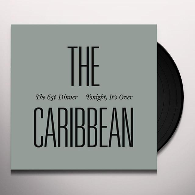 Carribean 65 CENT DINNER Vinyl Record