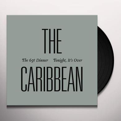 Carribean 65 CENT DINNER Vinyl Record