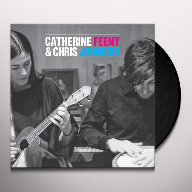 Catherine Feeny and Chris Johnedis CATHERINE FEENY & CHRIS JOHNEDIS Vinyl Record