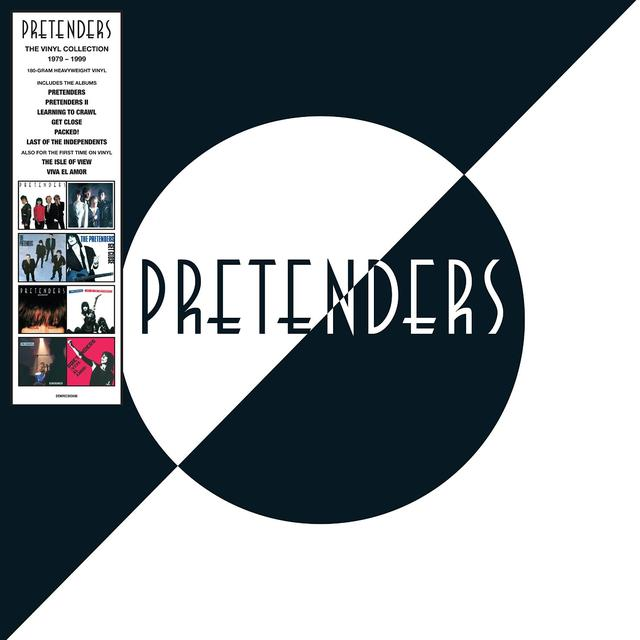 PRETENDERS VINYL BOX SET Vinyl Record