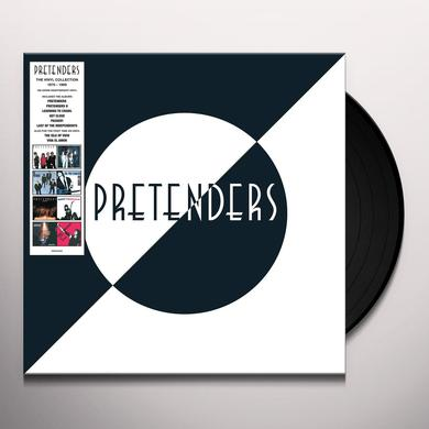 PRETENDERS VINYL BOX SET (BOX) Vinyl Record - UK Import