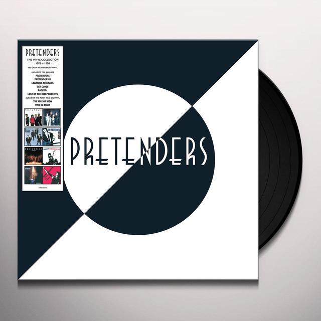 PRETENDERS VINYL BOX SET (BOX) Vinyl Record - UK Import