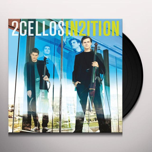 2CELLO'S IN2ITION Vinyl Record - Holland Import