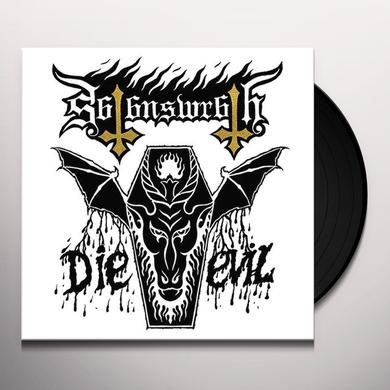 Satans Wrath DIE EVIL Vinyl Record