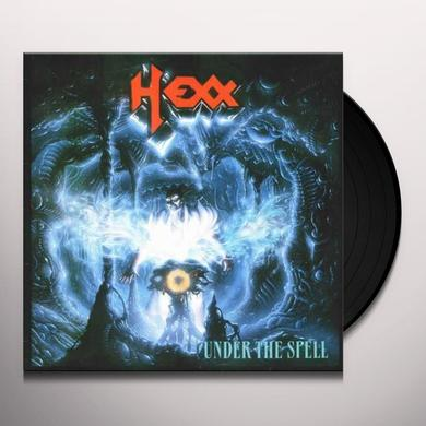 HEXX UNDER THE SPELL Vinyl Record - UK Import