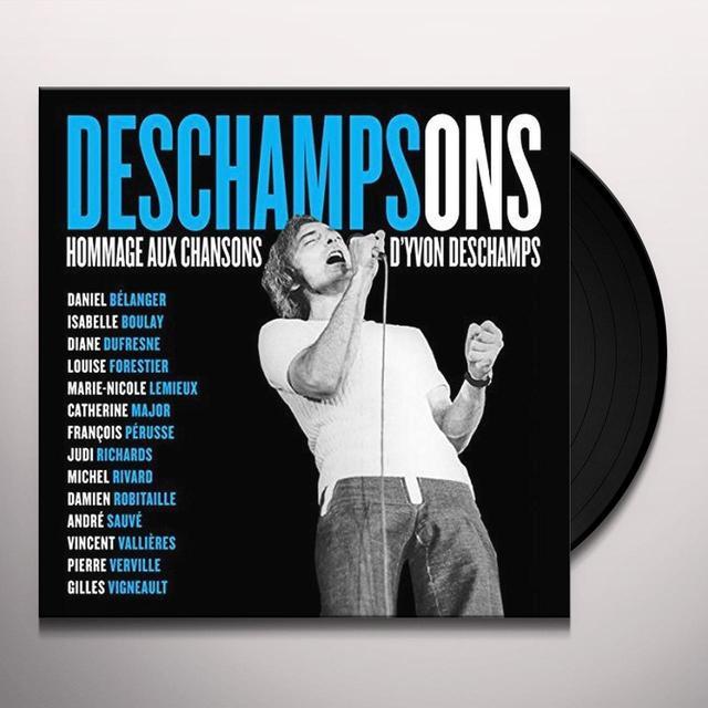 DESCHAMPSONS / VARIOUS (CAN) DESCHAMPSONS / VARIOUS Vinyl Record