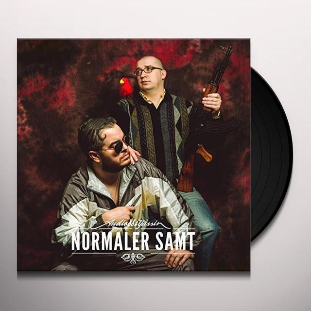 AUDIO88 & YASSIN NORMALER SAMT Vinyl Record