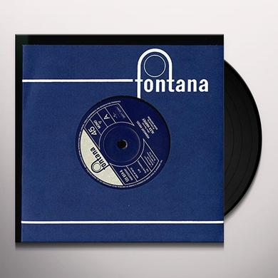 Alex Harvey MIDNIGHT MOSES Vinyl Record - Italy Import
