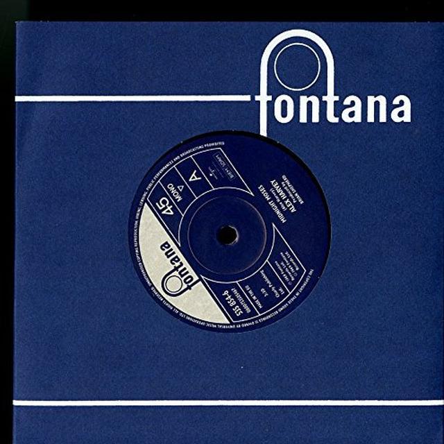 Alex Harvey MIDNIGHT MOSES Vinyl Record