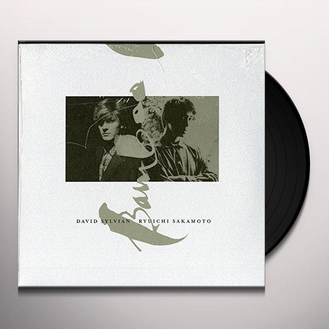 David Sylvian / Sakamoto Ryuichi BAMBOO HOUSES Vinyl Record - Canada Import